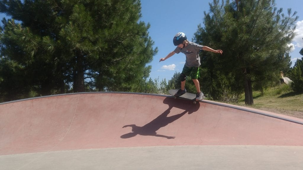 New Ponderosa Skatepark