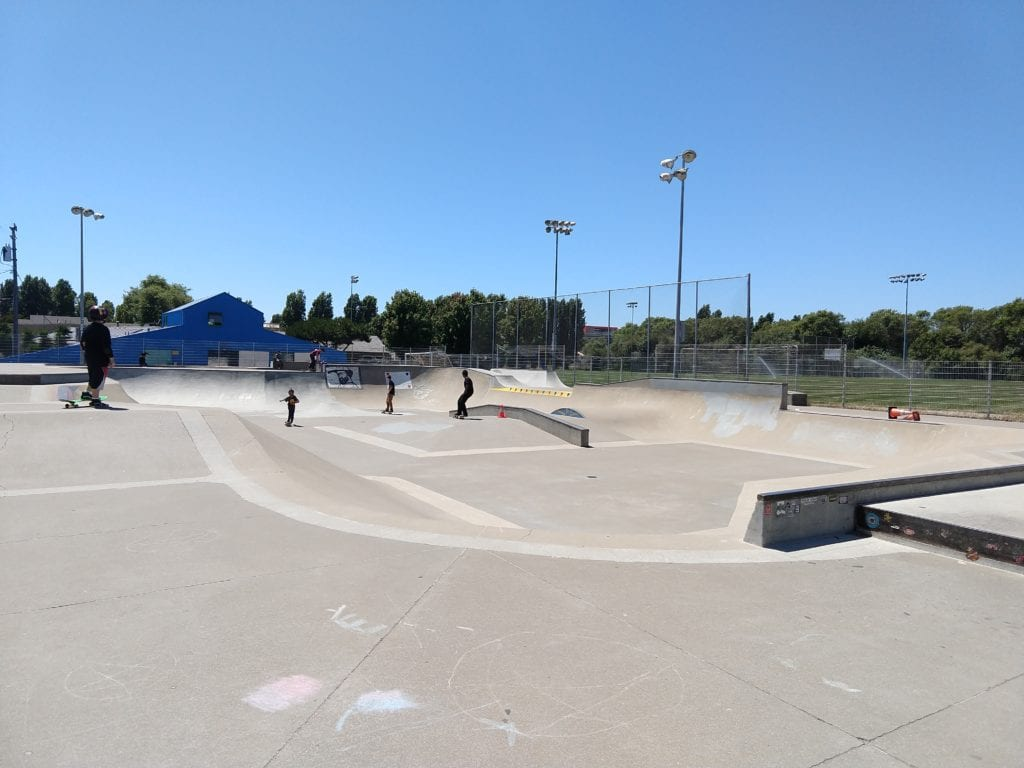 Berkeley Skate Park